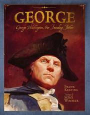 GEORGE by Frank Keating