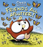 Book Cover for FRIENDS ALL AFLUTTER!