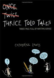 THRICE TOLD TALES by Catherine Lewis