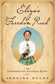 Book Cover for ELIZA'S FREEDOM ROAD