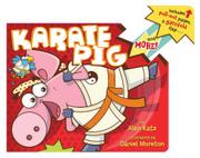 Book Cover for KARATE PIG