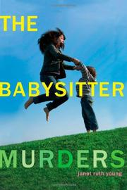 THE BABYSITTER MURDERS by Janet Ruth Young