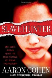 Cover art for SLAVE HUNTER