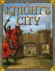 Cover art for A KNIGHT'S CITY