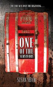 ONE OF THE SURVIVORS by Susan Shaw