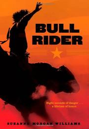 Book Cover for BULL RIDER