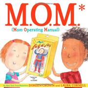 M.O.M.  (MOM OPERATING MANUAL) by Doreen Cronin