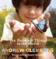 Cover art for THE HANDIEST THINGS IN THE WORLD