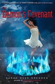 Cover art for THE DEMON'S COVENANT
