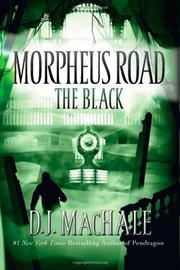 THE BLACK by D.J. MacHale