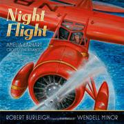 Cover art for NIGHT FLIGHT