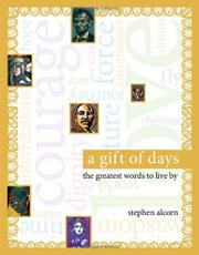 A GIFT OF DAYS by Stephen Alcorn