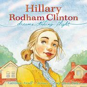 Book Cover for HILARY RODHAM CLINTON