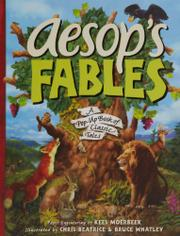 Book Cover for AESOP'S FABLES