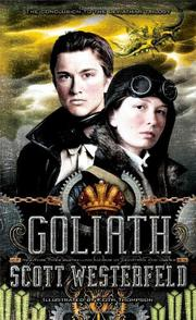 Book Cover for GOLIATH