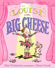 Cover art for LOUISE THE BIG CHEESE