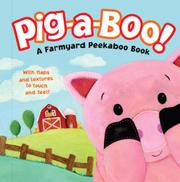 Cover art for PIG-A-BOO!
