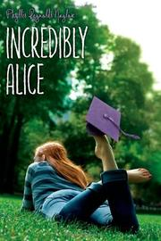 Cover art for INCREDIBLY ALICE