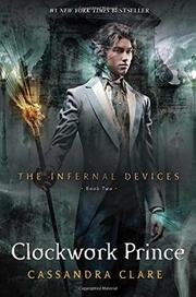 Book Cover for CLOCKWORK PRINCE