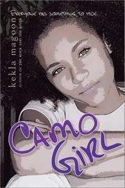 Book Cover for CAMO GIRL