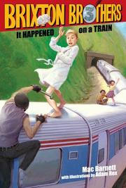 Book Cover for IT HAPPENED ON A TRAIN