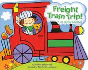 Book Cover for FREIGHT TRAIN TRIP!