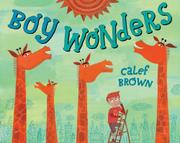 Book Cover for BOY WONDERS