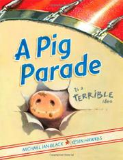 Book Cover for A PIG PARADE IS A TERRIBLE IDEA