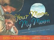 Cover art for YOUR MOON, MY MOON