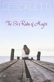 Cover art for THE SIX RULES OF MAYBE