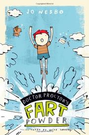 Book Cover for DOCTOR PROCTOR'S FART POWDER