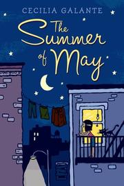 Book Cover for THE SUMMER OF MAY