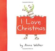 Book Cover for I LOVE CHRISTMAS