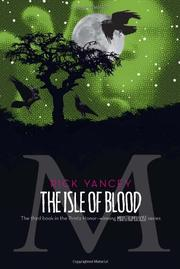 Book Cover for THE ISLE OF BLOOD