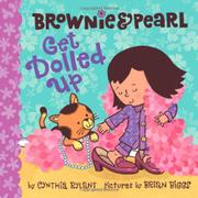 Cover art for BROWNIE & PEARL GET DOLLED UP