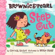 Book Cover for BROWNIE & PEARL STEP OUT