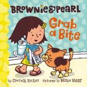 Book Cover for BROWNIE & PEARL GRAB A BITE