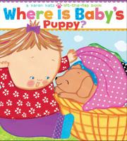 Cover art for WHERE IS BABY'S PUPPY?