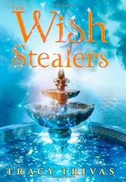 Book Cover for THE WISH STEALERS