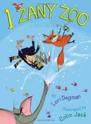 Book Cover for 1 ZANY ZOO