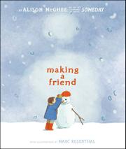 Cover art for MAKING A FRIEND