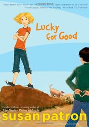 Cover art for LUCKY FOR GOOD