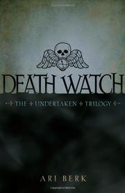 Cover art for DEATH WATCH