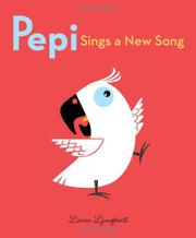Cover art for PEPI SINGS A NEW SONG