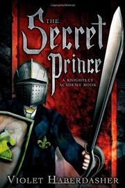 Book Cover for THE SECRET PRINCE