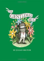 Book Cover for THE GENTLEMAN BUG