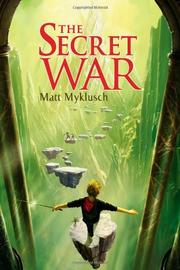Cover art for JACK BLANK AND THE SECRET WAR