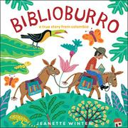 Book Cover for BIBLIOBURRO
