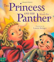 Cover art for THE PRINCESS AND HER PANTHER