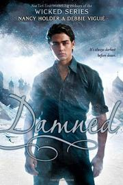 Cover art for DAMNED